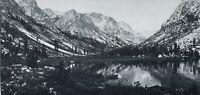 1910 Grouse Valley Sierra Nevada Mountains California Photogravure JOHN ANDREW
