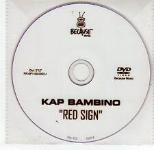 (EG626) Kap Bambino, Red Sign - DJ DVD