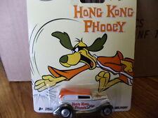 Hotwheels  HONG KONG PHOOEY  34' Ford Sedan Delivery HANNA BARBERA