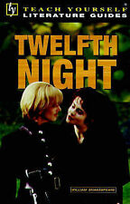Teach Yourself English Literature Guide Twelfth Night (Shakespeare) (TYEL), Buza