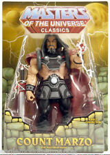 COUNT MARZO 1ST ISSUE MASTERS OF THE UNIVERSE CLASSICS FIGURE MOTUC