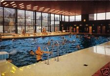 AK, Bad Neuenahr, Neues Hallenschwimmbad, belebt, um 1980