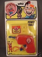 1987 Its Howdy Doody Time Power Tools Drill