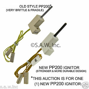 PP200SC Replacement Ignitor for Reddy Heater, Master Heaters ProCom Heaters 120V