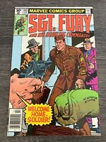 SGT. FURY AND HIS HOWLING COMMANDOS (#162) MARVEL COMICS VINTAGE COMICS VF/NM