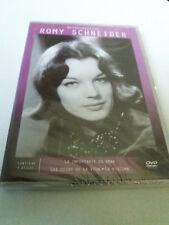 """DVD """"ROMY SCHNEIDER PACK"""" 3DVD PRECINTADO SEALED LO IMPORTANTE ES AMAR LA PISCIN"""
