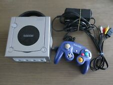 CONSOLE NINTENDO GAME CUBE GRIS SILVER COMPLET GAMECUBE