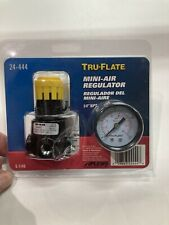 Tru-Flate Mini-Air Regulator 1/4# NPT  NIP