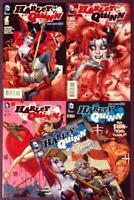 Harley Quinn #1,2,3,4 & 6 (DC 2013) 5 x High grade issues