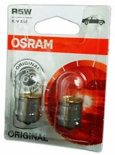 R5W OSRAM Original Spare Part 5W Signalleuchte 5007-02B