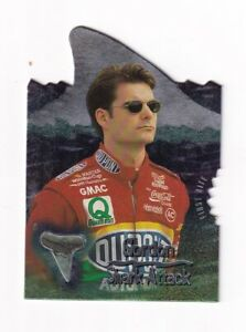 1997 Race Sharks SHARK ATTACK FIRST BITE #SA2 Jeff Gordon #124/1000! SWEET!