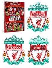 NEW! Liverpool's Greatest Ever Goals (DVD: 0/ALL) Liverpool FC Liverpools LFC