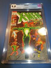 X-men #55 Silver age Barry Smith 1st Alex Summers Powers CGC 9.0 VFNM Beauty