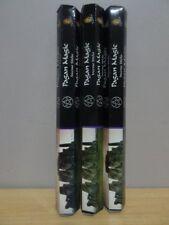 Pagan Magic Incense 3 Packs x 20 Sticks Kamini Hex Free Post AU