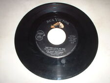 Oldies 45RPM - Isley Brothers - Say You Love Me Too