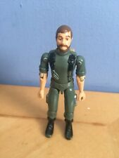 GI Joe Action Force Cobra Breaker 1982 Straight Arm Figure