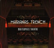 Marianas Trench - Masterpiece Theatre [New CD] Canada - Import