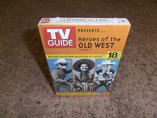 HEROES OF THE OLD WEST VOLUME 2 dvd BRAND NEW factory sealed