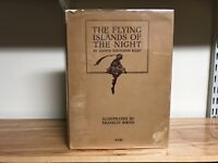 The Flying Islands of the Night 1st illust. Ed. Franklin Booth Whitcomb Riley