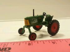 1/64 ertl custom agco white oliver 88 hi crop tractor farm toy free shipping!