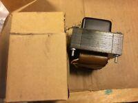NOS NIB Vintage Heathkit 54-74 Plug-In Transformer Power w/ AC jack #1