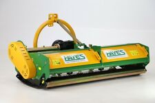 HAYES TRACTOR FLAIL MULCHER MOWER 1800 CUT MECHANICAL SIDESHIFT (SLASHER)