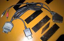 ## original NINTENDO GameCube Digital Scart Kabel / cable ##