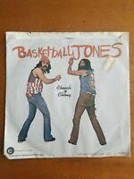 Cheech & Chong - Basketball Jones Don't Bug Me Vinyl 45 RPM - VG ODE 66038