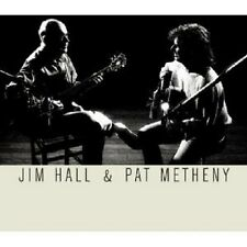 "JIM & METHENY PAT HALL ""JIM HALL & PAT METHENY"" CD NEU"