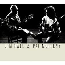 """Jim & Metheny Pat Hall """"Jim Hall & Pat Metheny"""" CD NUOVO"""