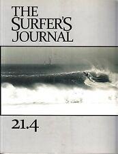 The Surfer's Journal 21.4 August-September 2012 New Zealand Australia Japan