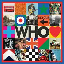 The Who - WHO - CD Album (Released 6th December 2019) Brand New