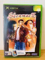 Shenmue 2 | Xbox Original | Microsoft | VGC | PAL