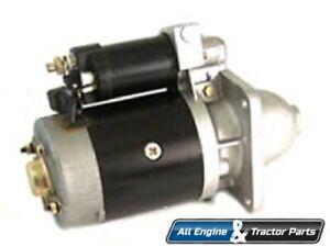 Fiat Tractor Starter Motor 450 to 1000, 45-66 to 88-94, L65, L75, L85, L95