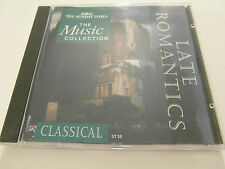 Late Romantics - The Sunday Times Music Collection (CD Album) Used very good
