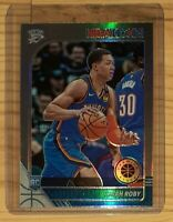 2019-20 NBA Hoops Premium Stock ISAIAH ROBY Silver Prizm | RC SP Thunder