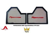 PIPERCROSS Sportluftfilter PP1652 höherer Luftdurchlass - auswaschbar - trocken