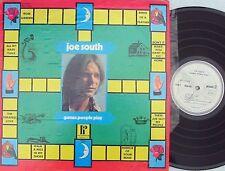 Joe South US Reissue LP Games poeple play EX Pickwick Pop Rock