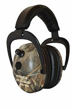 Pro Ears P300M5 Pro 300 Electronic Ear Muffs 26 dBs NRR - Max 5 Camo  NEW IN BOX