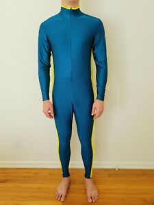 Pearl Izumi full body suit cycling racing winter training lycra spandex Large L