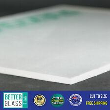 Clear Acrylic A3 297mm x 420mm x 6mm Cast PMMA Perspex / Plexiglas UV Stable