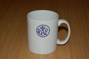 WW2 WWII 1940s RAF Royal Air Force Crew Canteen Coffee & Tea Drinking Mug