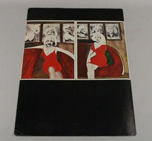 "Original 1968 James Gill ""Marilyn"" Monroe Reinhold Visuals Modern Pop Art Poster"
