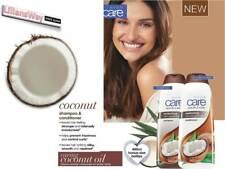Soins D'Avon Restituant Hydratation Huile Noix de Coco Shampoing & Revitalisant~