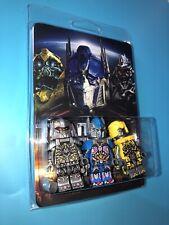 Transformers Movie Optimus Megatron Bumblebee Custom Packaged Mini-Figure Set