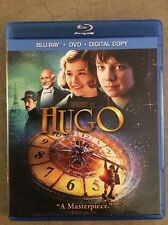 Hugo (Blu-ray Disc, 2012, 2-Disc Set, Includes Digital Copy; UltraViolet)