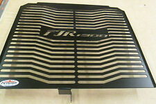 YAMAHA FJR1300 (01-05) BEOWULF BLACK RADIATOR PROTECTOR, COVER, GUARD Y013PCB L