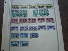 FRANCE - 26 timbres obliteres (br1) stamp french