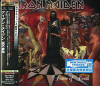 IRON MAIDEN-DANCE OF DEATH-JAPAN CD E25