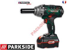 PARKSIDE® Boulonneuse/Visseuse à choc sans fil PASSK 20-Li , 20 V